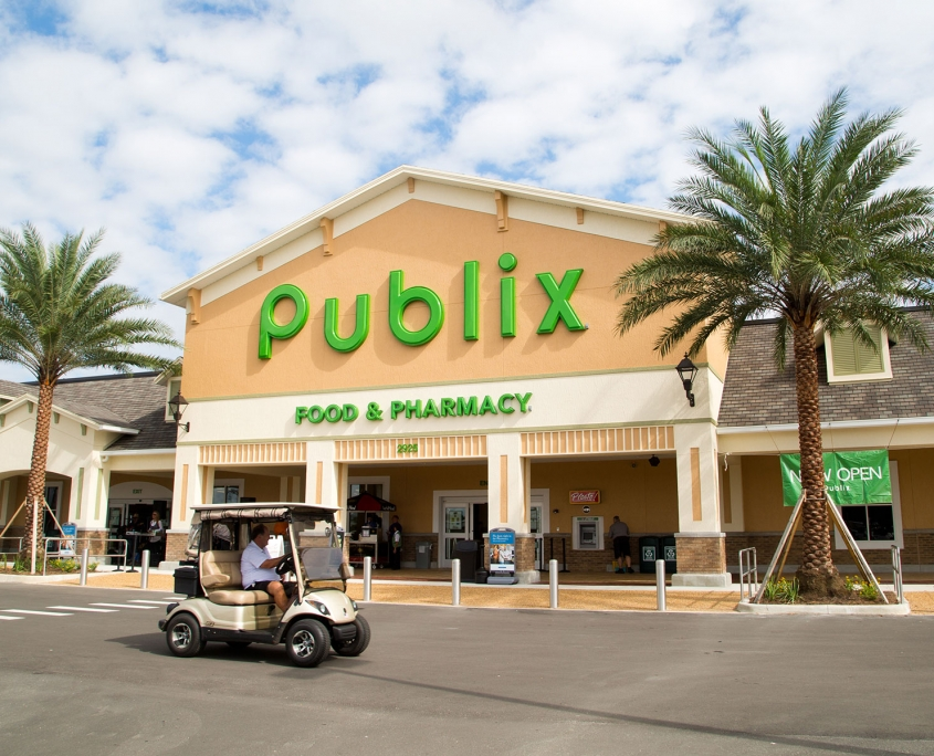 Publix - Grand Traverse Plaza - The Villages, FL