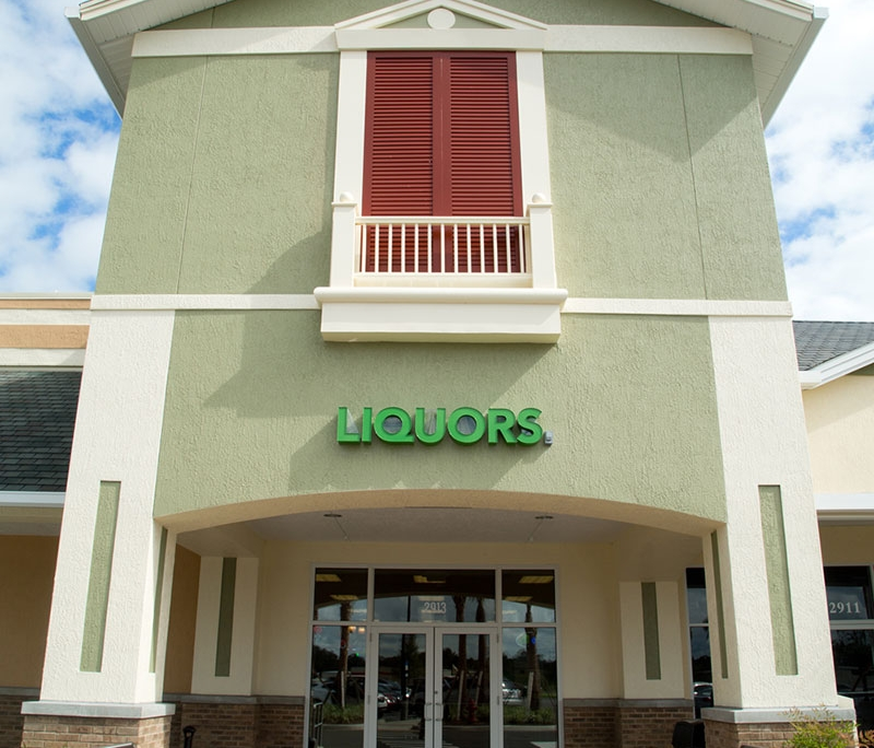 Publix Liquor Store - Grand Traverse Plaza - The Villages, FL