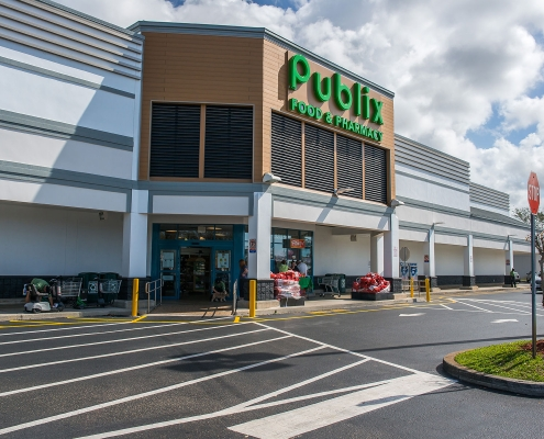 Publix - Shops at Siesta Row - Sarasota, FL