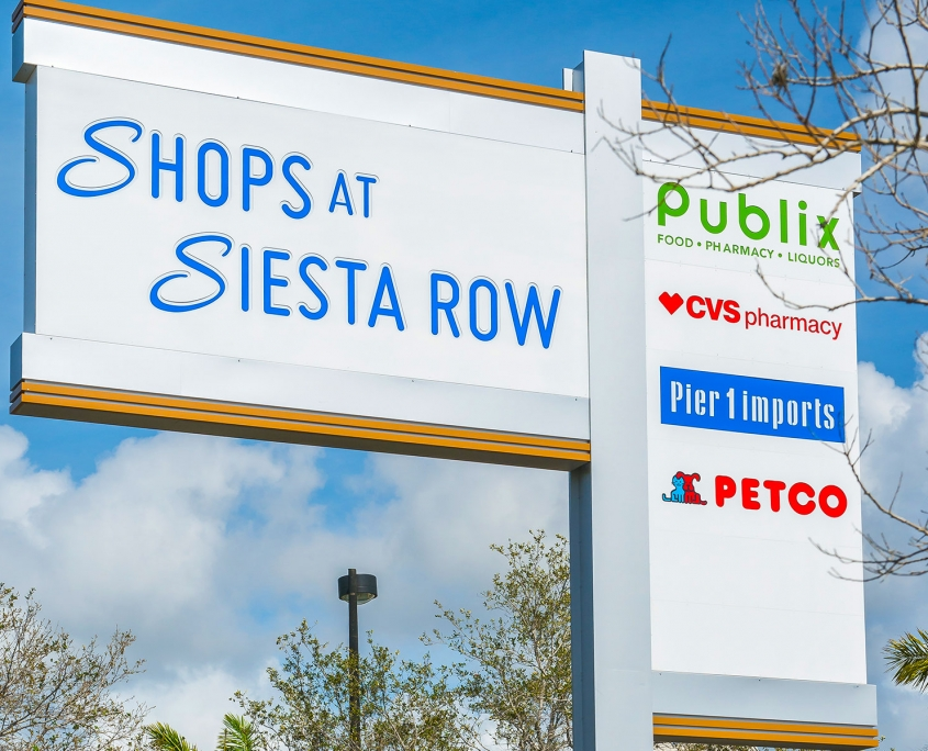 Shops at Siesta Row - Sarasota, FL