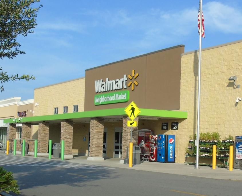 WalMart Neighborhood Market - Ocala, FL
